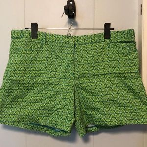 Peacock Shorts by Laundry by Shelli Segal